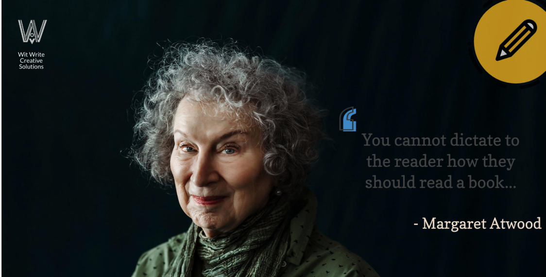 Margaret Atwood on Writers Block and Writing motivation